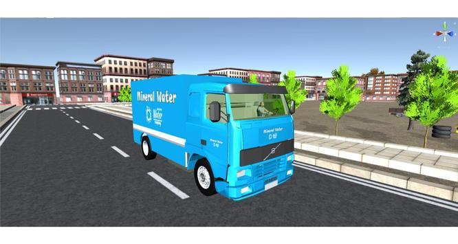 Extreme Duty Monster Truck Euro Transport Sim 2018 screenshot 1