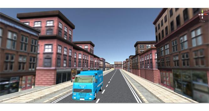 Extreme Duty Monster Truck Euro Transport Sim 2018 screenshot 6