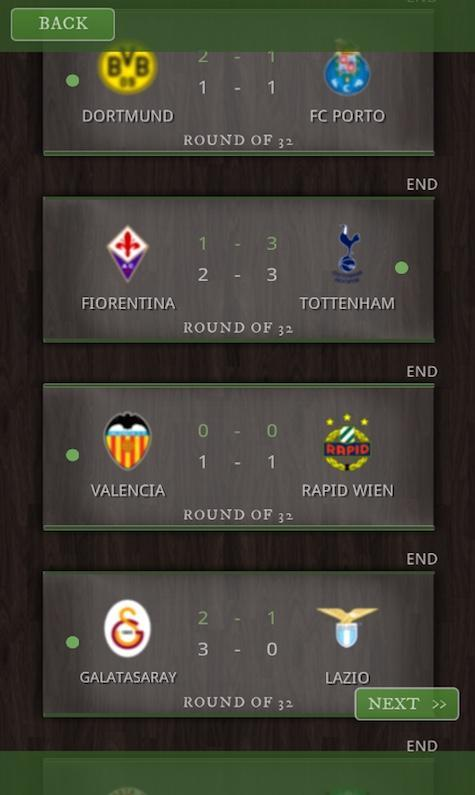 Champions League Predictor for Android - APK Download