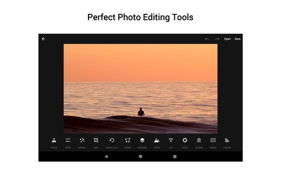 圖片編輯器 – 照片美化 & 美圖修飾,特效濾鏡 & 照片拼貼應用程式 apk 截圖