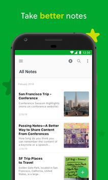 Evernote poster