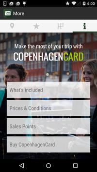 Copenhagen Card City Guide screenshot 4