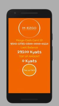 MezGo Mobile Topup screenshot 2