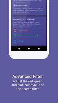 Night Owl - Screen Dimmer apk screenshot
