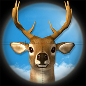 Deer Hunting Sniper Shooter 3D icon