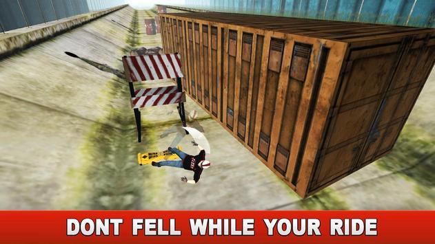 3d Hoverboard Simulator Games apk screenshot