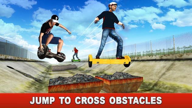 3d Hoverboard Simulator Games poster