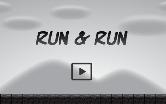 Run & Run poster