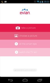 evian baby&me app - reloaded screenshot 2