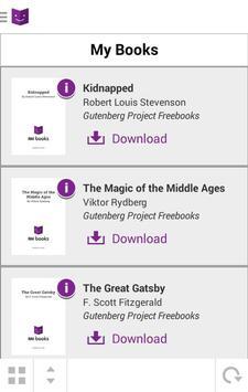 RM Books screenshot 1