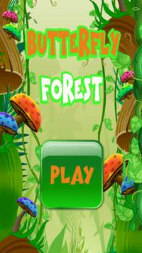 Butterfly Forest poster