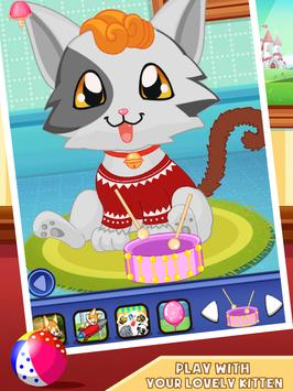 My Lovely Kitten - Virtual Cat screenshot 1