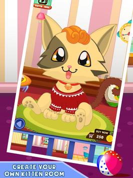 My Lovely Kitten - Virtual Cat screenshot 2