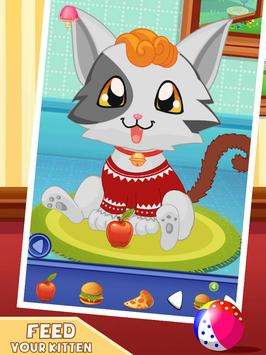 My Lovely Kitten - Virtual Cat screenshot 4