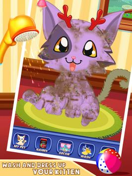 My Lovely Kitten - Virtual Cat screenshot 8