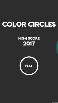 Tap Color Circles poster