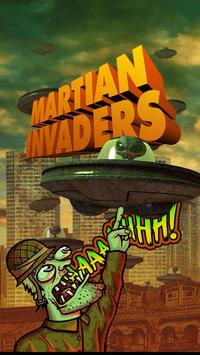 Martian Invaders poster