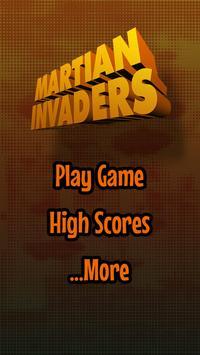 Martian Invaders screenshot 1