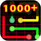 Connect Dot Lines & Draw Line & Link Dots icon