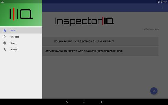 Inspector IQ Route Management screenshot 14