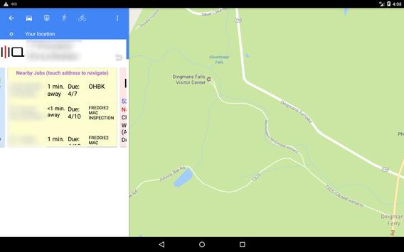 Inspector IQ Route Management screenshot 13