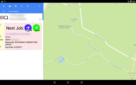 Inspector IQ Route Management screenshot 7