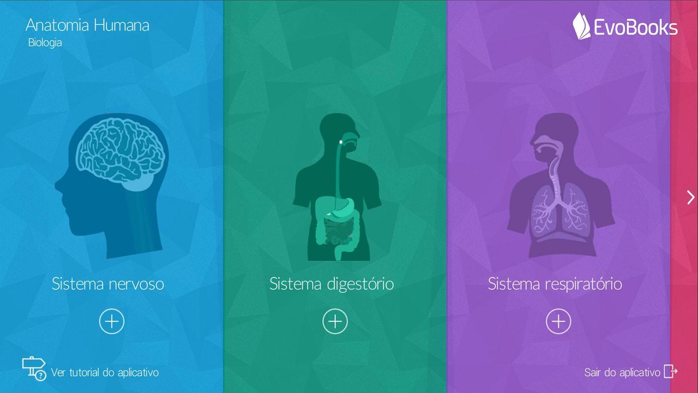 Nervoso e digestório-3D-Grátis Descarga APK - Gratis Educación ...