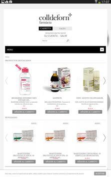 Farmacia Colldeforn apk screenshot