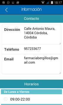 Farmacia Bergillos screenshot 4