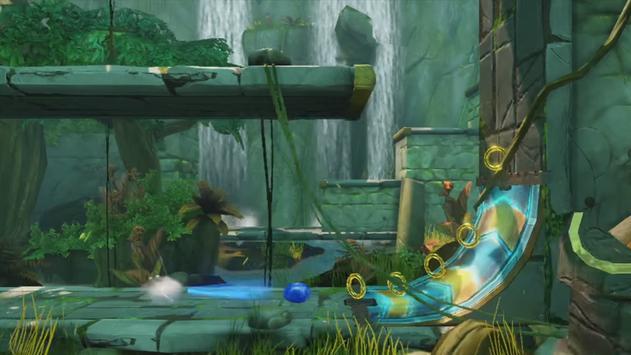Sonic Evolution Adventures screenshot 1