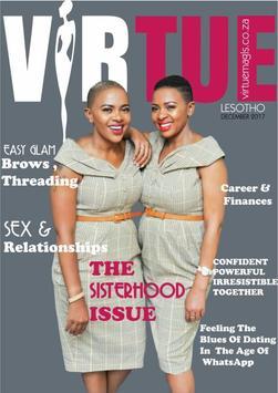 Virtue Magazine (Africa) poster