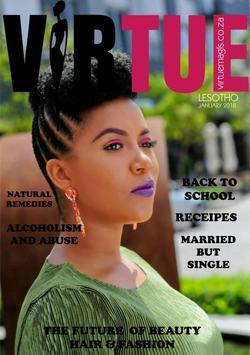 Virtue Magazine (Africa) screenshot 1