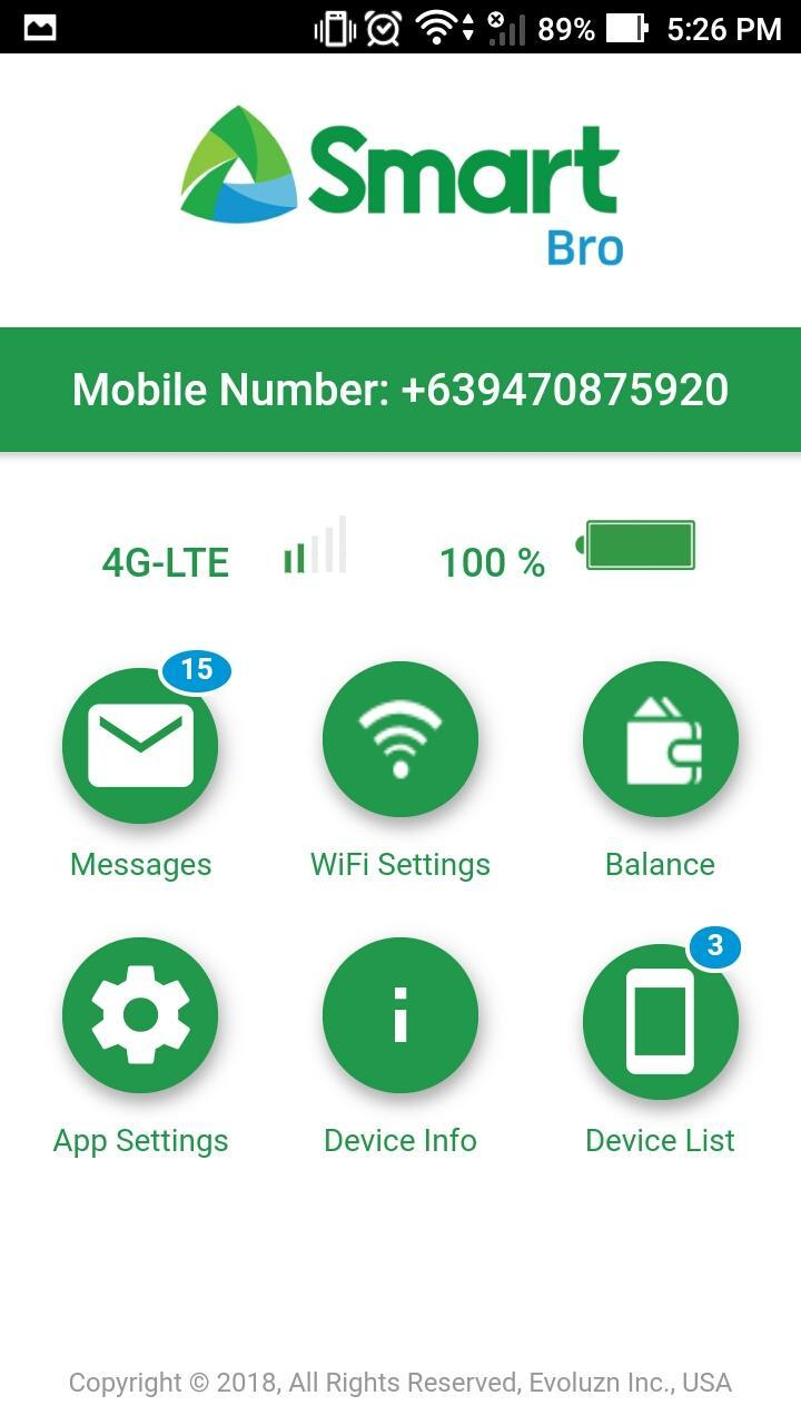 Smart Bro Pocket WiFi for Android - APK Download