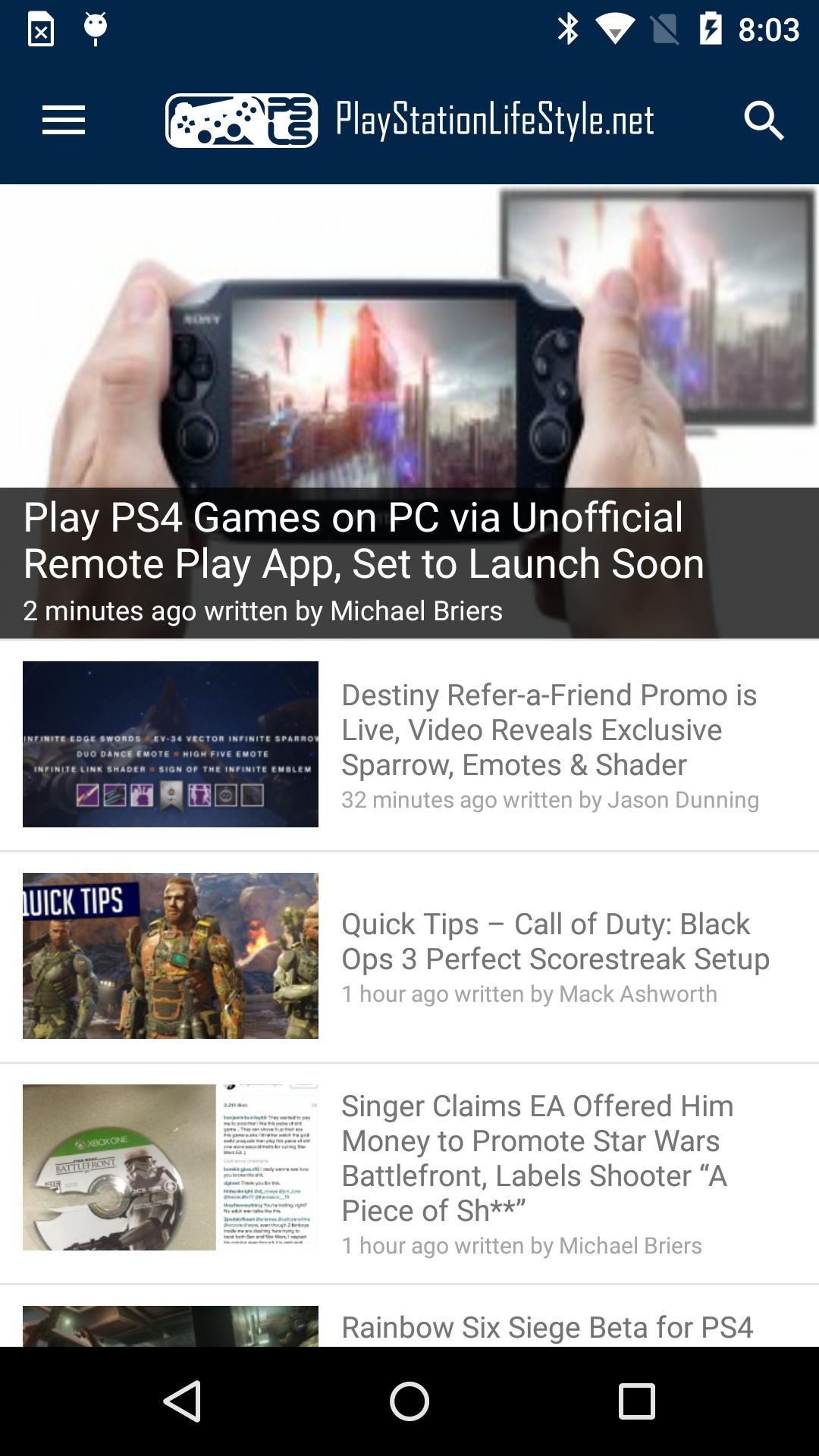 PlayStation LifeStyle for Android - APK Download