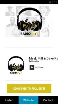 Evolve Radio 24/7 screenshot 2