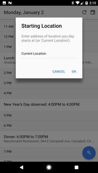 Calendar Assist screenshot 1