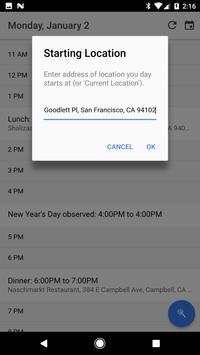 Calendar Assist screenshot 2