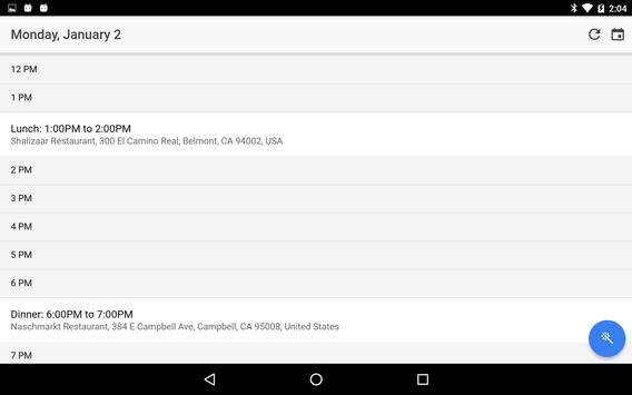 Calendar Assist screenshot 4
