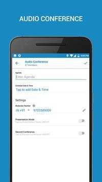 Conference apk screenshot