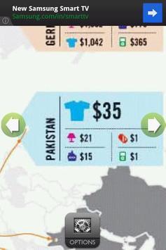 Infography apk screenshot