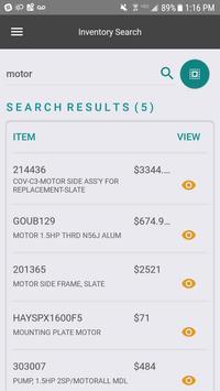 Evosus Mobile Service v4 screenshot 3