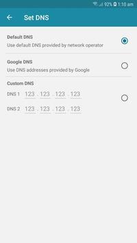HTTP Injector screenshot 5