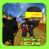 Evolução Ninja - Runner icon