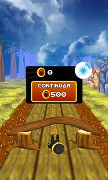 Evolução Ninja - Runner apk screenshot