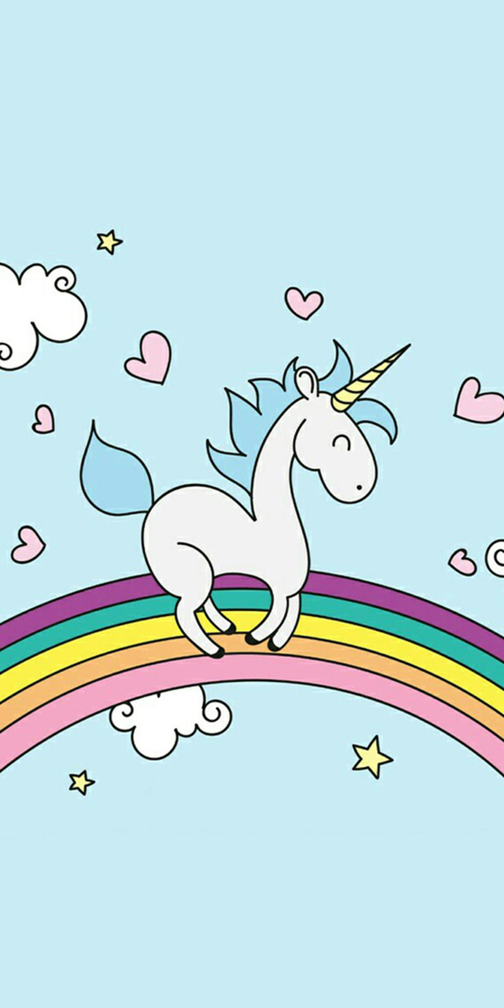 Unicorn Cute Wallpapers Kawaii For Android Apk Download