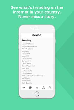 newsa.com - News Aggregator apk screenshot