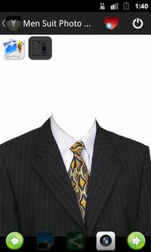 Man Suit Photo Montage poster