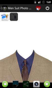 Man Suit Photo Montage apk screenshot