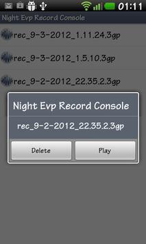 Free Evp sound reconding screenshot 2