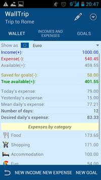 trip wallet manager travel expense tracker for android apk download